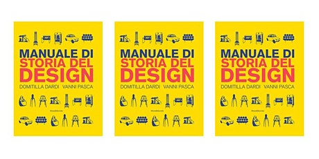 Archibooks on tour - Manuale di storia del design biglietti