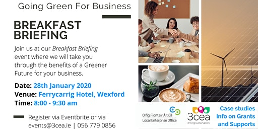 Going Green For Business - Wexford