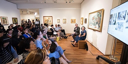 Lunchtime In-Gallery Session | Walking with Alwin Reamillo