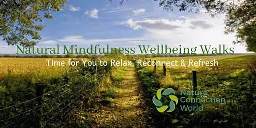 Free Introductory Nature, Mindfulness & Wellbeing Walk