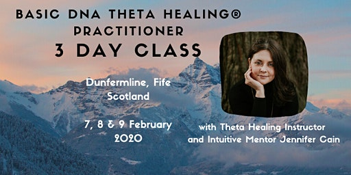 Basic DNA Theta Healing 3 Day Practitioner Course