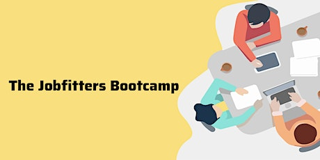 The Jobfitters Bootcamp - in  2 dagen een heldere carrière richting tickets