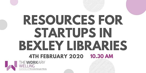 Resources for Startups in Bexley Libraries