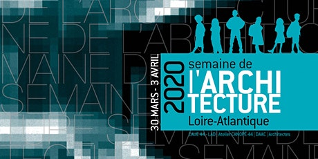 Information sur la Semaine de l'Architecture billets