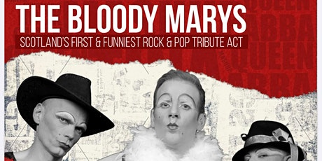 The Bloody Marys Rock & Pop Tribute Act tickets