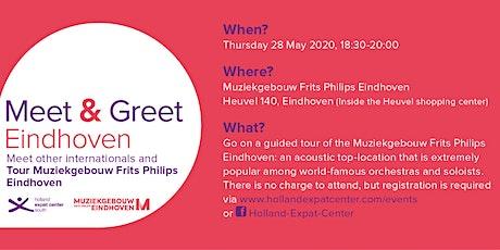 Meet & Greet @ Muziekgebouw Eindhoven: May 2020 tickets