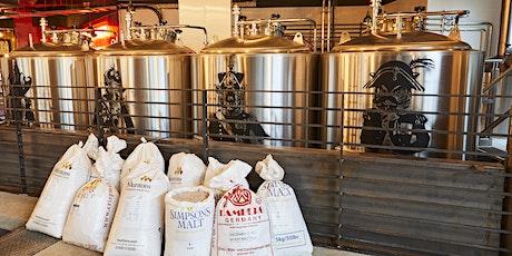BrewDog Tower Hill / Hawkes brew day tickets