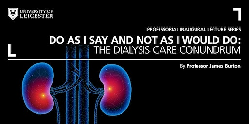 'Do as I say and not as I would do: The dialysis care conundrum'
