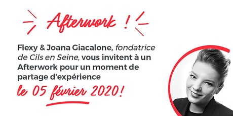 AfterWork Flexy x Joana Giacalone billets