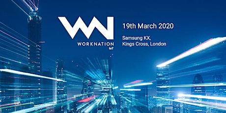 WorkNation IoT tickets