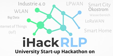 IHack RLP University Start-up Hackathon tickets