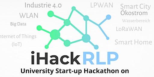 IHack RLP University Start-up Hackathon