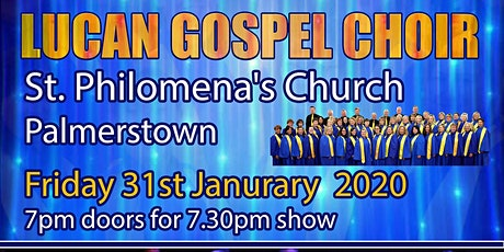 Lucan Gospel Choir Fundraiser tickets