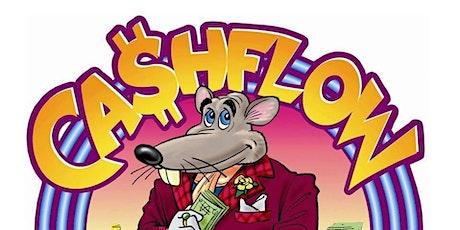 CASHFLOW NIGHT - Come imparare ad uscire dalla corsa dei topi biglietti