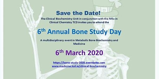 Annual Bone Study Day 6th March 2020
