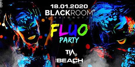 FLUO PARTY -  Saturday 18th January- The Beach Milano biglietti