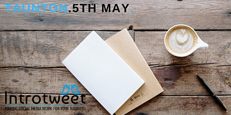 Taunton #TweetOverCoffee  tickets