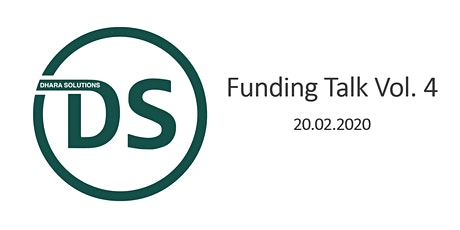 Funding Talk Vol. 4 tickets