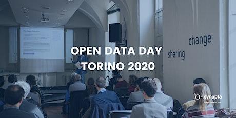 Open Data Day 2020 - Come vengono spesi i soldi dei cittadini? biglietti