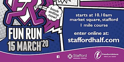 Stafford Fun Run 2020