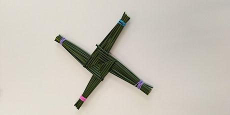 St. Brigid's Cross Make and Take workshop tickets