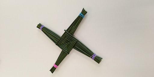 St. Brigid's Cross Make and Take workshop
