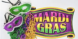 MARDI GRAS - FAT TUESDAY -  COOKING DEMO WITH CHEF EVAN