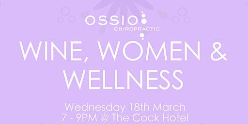 Wine, Women & Wellness Free Event