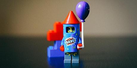 Raggiungi i tuoi obiettivi grazie a... i LEGO! (sold out) biglietti