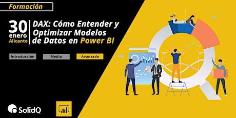 DAX Avanzado : Cómo Entender y Optimizar Modelos de Datos en Power BI entradas