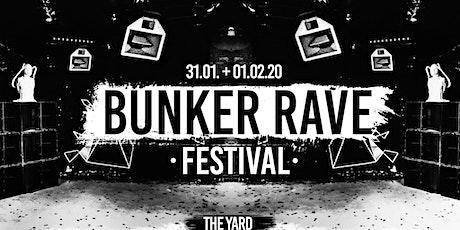 Bunker Rave Festival Tickets