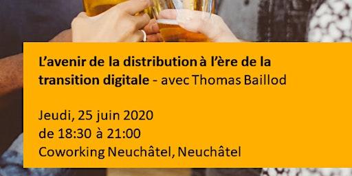 L'avenir de la distribution à l'ère de la transition digitale