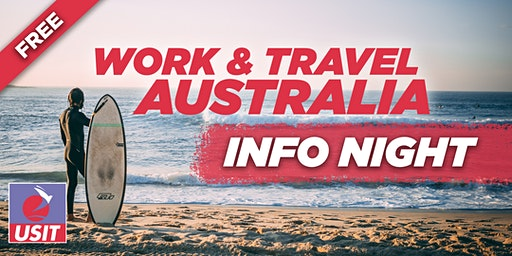 Australia Working Holiday -  Info Talk (Dublin)
