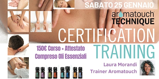 MILANO Corso AromaTouch Technique dōTERRA