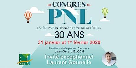 Congrès NLPNL spécial 30 ans ! billets