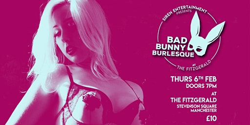 Bad Bunny Burlesque - Valentines Day Special