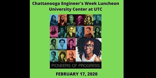 Chattanooga Engineers Week Kickoff Luncheon