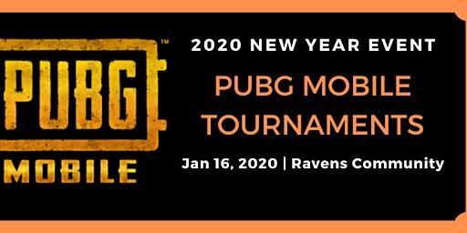 Ravens Community's PUBG MOBILE tournament 16/01-18:00