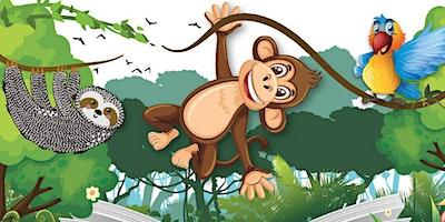 Story Explorers: Into the Jungle, Sutton-in-Ashfield Library