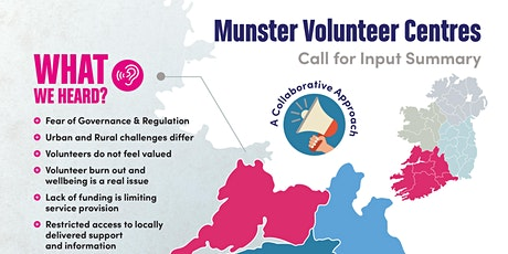 Public Consultation DRAFT National Volunteering Ennis tickets