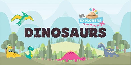 EC Explorers - Dinosaurs! tickets