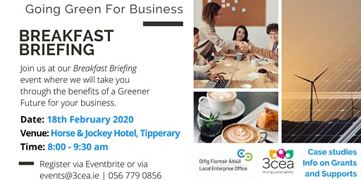 Going Green For Business - Tipperary