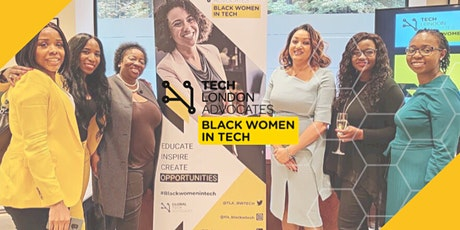 TLA Black Women in Tech - The strategies to become an iconic brand tickets
