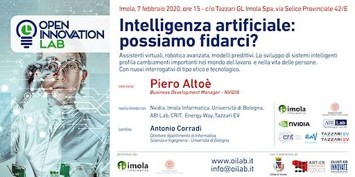 OILab - Intelligenza artificiale: possiamo fidarci? Assistenti virtuali, robotica avanzata, modelli predittivi.
