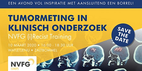NVFG (i)RECIST training: tumormeting in klinisch onderzoek tickets
