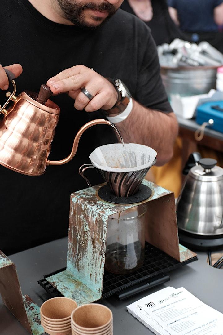 Birmingham Coffee Festival 2021 (3rd & 4th July 2021) image