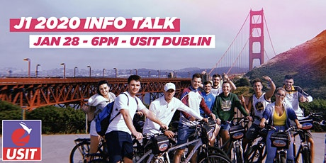 J1 2020 Info Talk - Dublin tickets