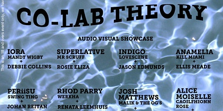 Reform Radio presents Co-lab Theory tickets