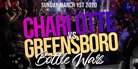 Charlotte VS Greensboro Bottle Wars Day Party Tournament  Edition tickets