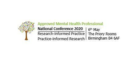 AMHP - Research Informed Practice & Practice Informed Research Conference